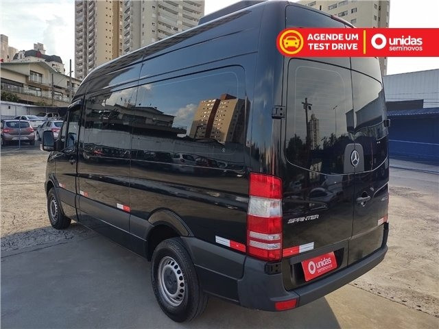 Sprinter 2.2 CDI Diesel Van 415 TA Longo 16L Manual - 2019 - Foto 3