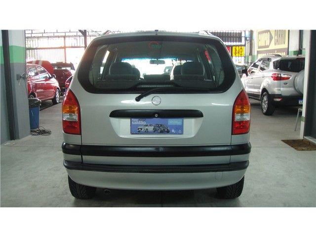 Chevrolet Zafira 2001 2.0 mpfi 8v gasolina 4p manual - Foto 5