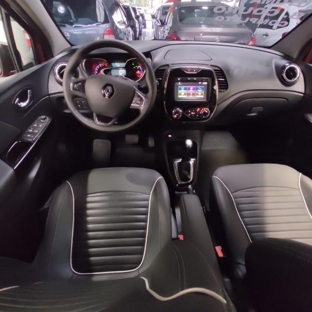 Renault captur  1.6 cvt impecavel - Foto 6