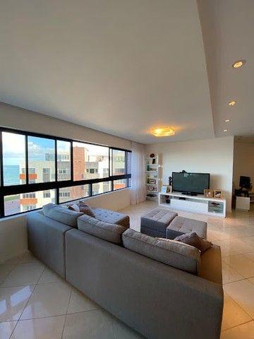 Cobertura beira mar com 4 dormitórios à venda, 498 m² por R$ 3.200.000 - Jatiúca - Maceió/ - Foto 10