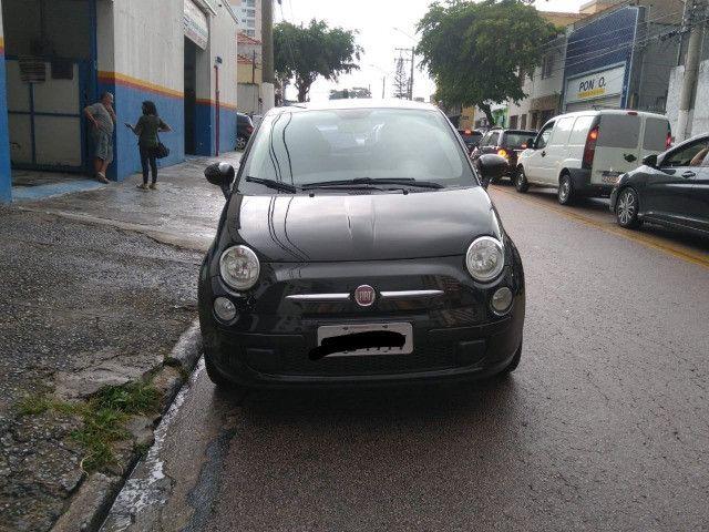 Fiat 500 - Ano 2012/2012 - Foto 11