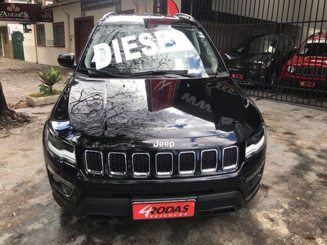 Jeep Compass Longitude 2.0 4x4 Eco Diesel