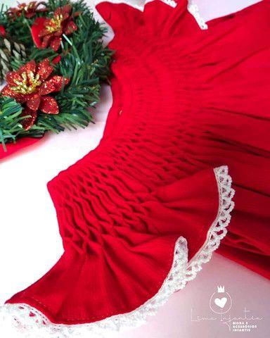 Vestido Casa de Abelha - 12 meses. - Foto 3