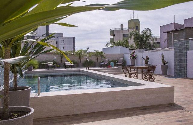 E. Apartamento em Florianópolis 2 dorms 2 suítes no bairro Balneário, 2 vaga de garagem - Foto 6