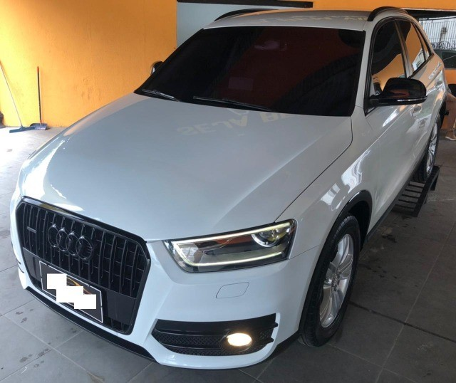 Audi Q3 2.0 Tsfi- Blindado 2014 - Foto 7
