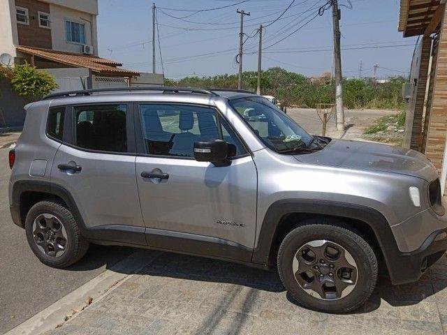 Jeep renegad 1.8 flex  19/19, 23.000 kms  rodados,  nota fiscal, automático, valor  89.900 - Foto 8