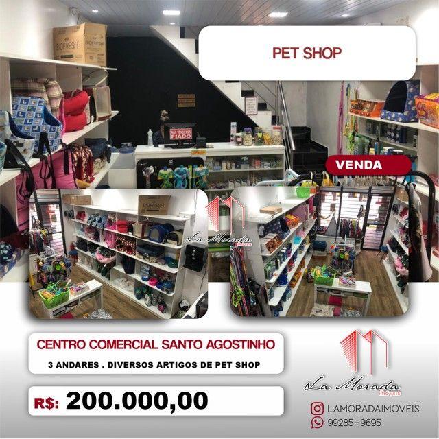 Loja em Centro Comercial, 75m², Pet shop, Ótima localização e acabamento