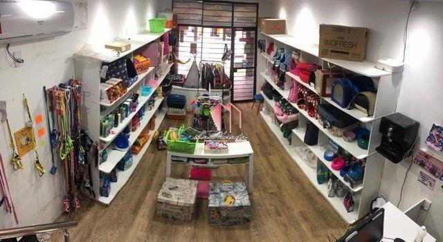 Loja em Centro Comercial, 75m², Pet shop, Ótima localização e acabamento - Foto 6