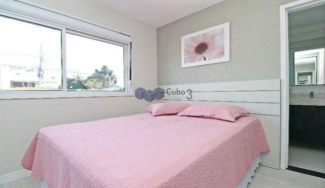 Apartamento com 2 dormitórios à venda, 59 m² por R$ 359.000,00 - Fanny - Curitiba/PR - Foto 11