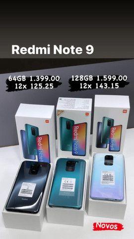 Redmi Note 9 (novo)