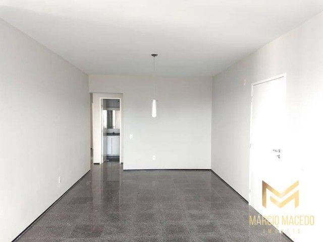 Apartamento com 3 dormitórios à venda, 145 m² por R$ 990.000,00 - Cocó - Fortaleza/CE - Foto 2