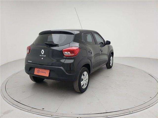 Renault Kwid 2020 1.0 12v sce flex zen manual - Foto 4