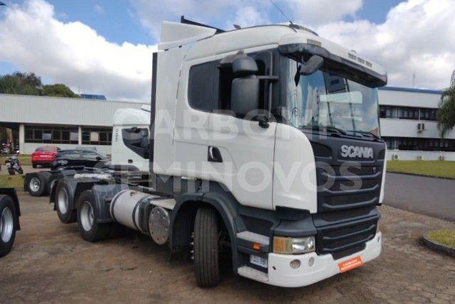 Scania R 400 A 6X2, ano 2014/2014 - Foto 9