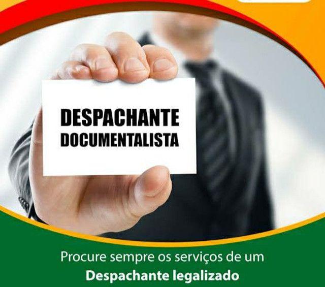 DESPACHANTE JUNTO AO DETRAN