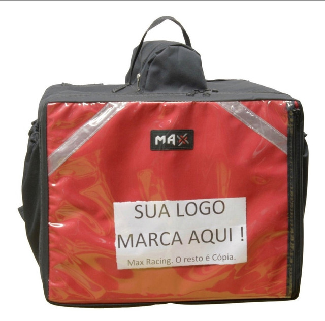 Bag Mochila térmica para Motoboy