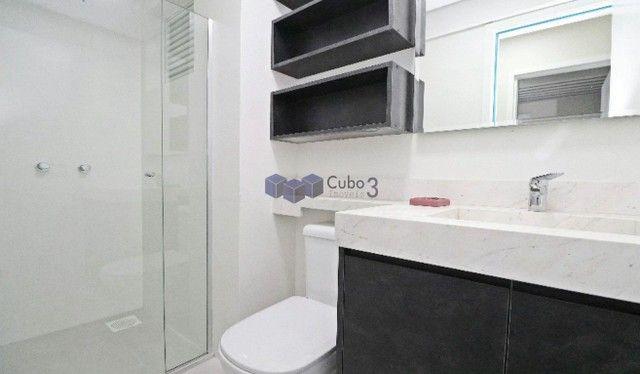 Apartamento com 2 dormitórios à venda, 59 m² por R$ 359.000,00 - Fanny - Curitiba/PR - Foto 7