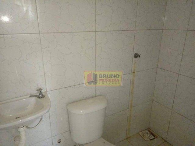 Apartamento com 2 dormitórios para alugar, 55 m² por R$ 390,00/mês - Siqueira - Fortaleza/ - Foto 6