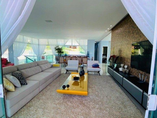 Mansão de alto padrão em Gravatá/1000m/mobiliada/6 suites/Oportunidade - Foto 6