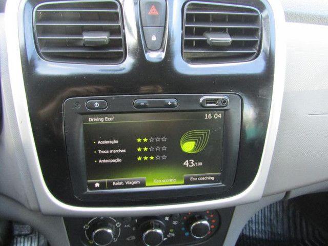 Renault LOGAN Expression Flex 1.0 12V 4p - Foto 2
