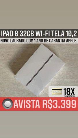 IPAD 8 32GB LACRADO