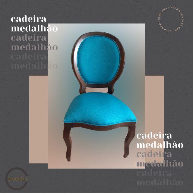 Poltronas, Cadeiras e Banquetas - Foto 4