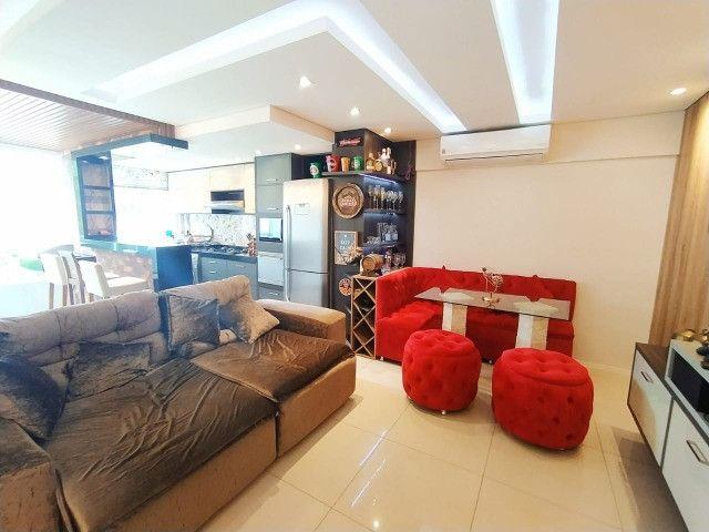 RT02 Excelente Oportunidade! Belíssimo Apartamento Pronto E Mobiliado.  - Foto 10