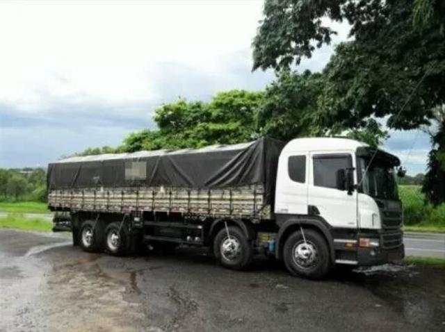 Scania P310 BITRUCK Graneleiro 2015 - Foto 3