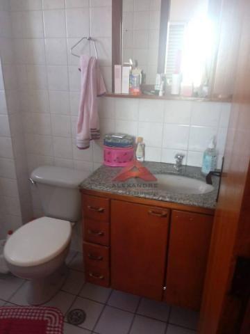 Apartamento com 3 dormitórios à venda, 70 m² por R$ 315.000,00 - Vila Tatetuba - São José  - Foto 5