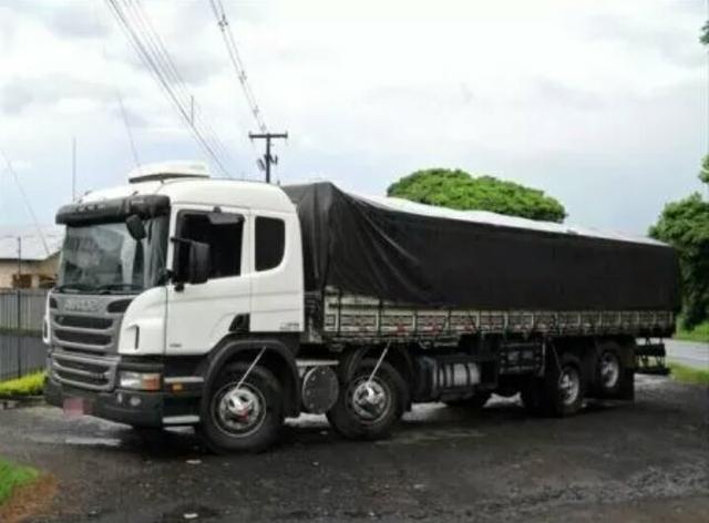 Scania P310 BITRUCK Graneleiro 2015 - Foto 2