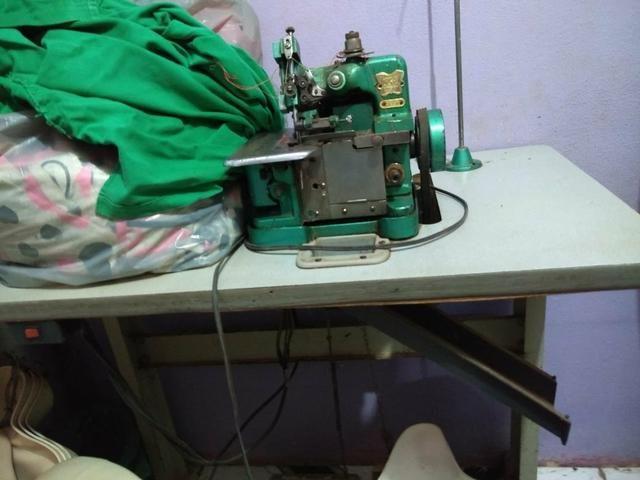 Maquina semi industrial orvelock