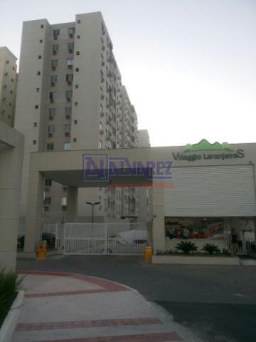 Apartamento  com 2 quartos no Residencial Villaggio Laranjeiras - Bairro Planalto de Carap
