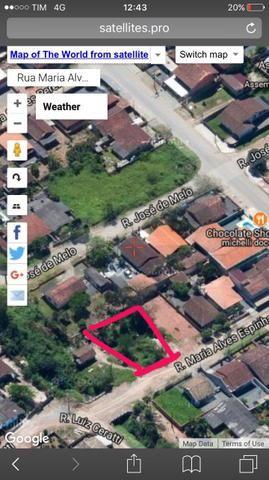 Vendo Terreno de 817m2 no bairro João Costa dois ao preço de um