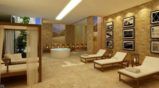 Imperdível - Quarto e sala todo mobiliado e planejado no Vista Park Sul