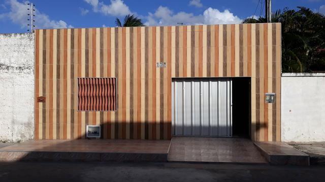 Casa Toda revestida em cerâmica novo Maracanaú