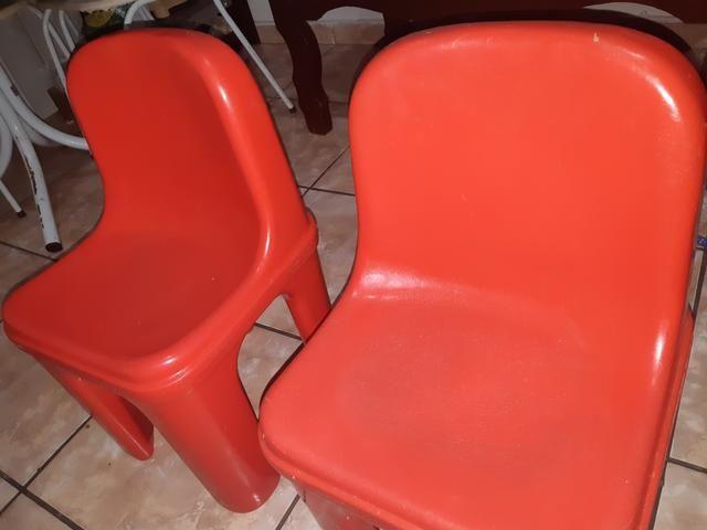 Cadeiras infantis  - Foto 2