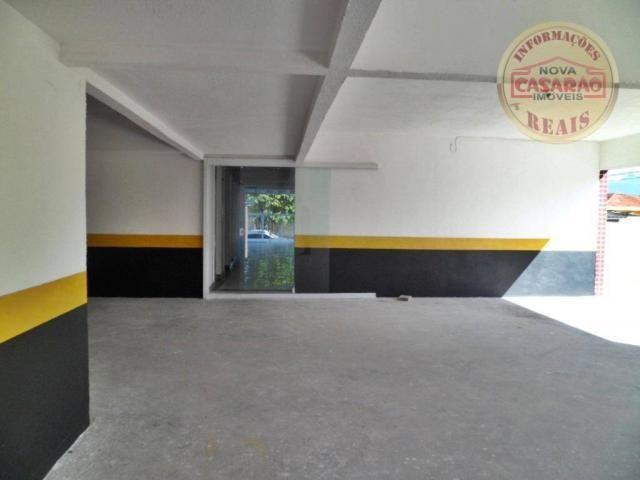 Apartamento com 1 dormitório à venda, 33 m² por R$ 187.624 - Tupi - Praia Grande/SP - Foto 12
