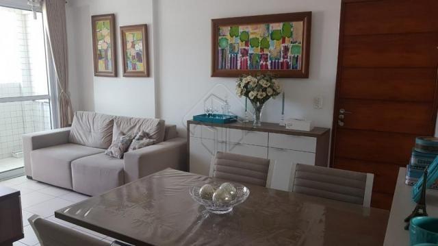Apartamento à venda com 3 dormitórios em Agua fria, Joao pessoa cod:V1567 - Foto 2