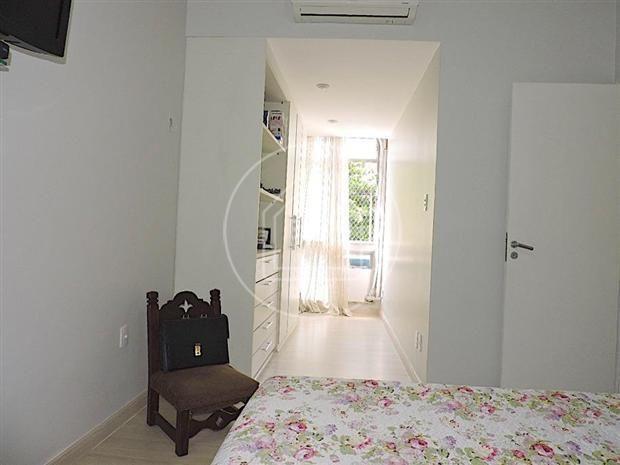 Apartamento à venda com 3 dormitórios em Humaitá, Rio de janeiro cod:850024 - Foto 7