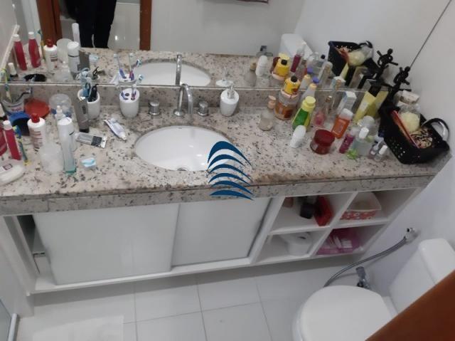Apartamento à venda com 3 dormitórios em Patamares, Salvador cod:JAI43883 - Foto 20