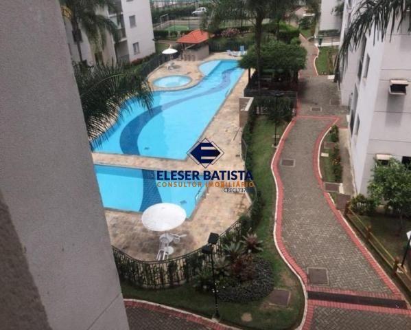 Apartamento à venda com 2 dormitórios em Condomínio ilha de vitória, Serra cod:AP00227 - Foto 3
