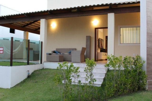 Casa na praia, condominio fechado, perto de Natal RN - Foto 5