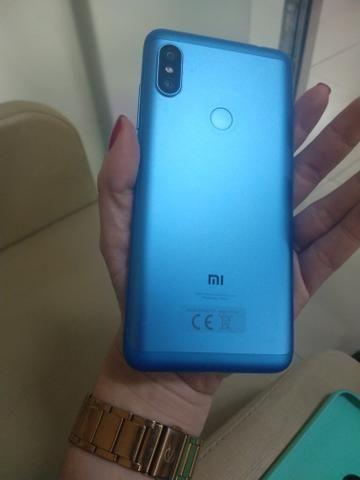 Xiaomi redmi note 6 pro R$ 900 aceito proposta - Foto 2