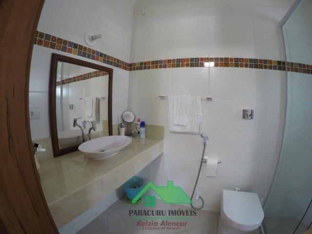 Casa alto padrão próximo ao centro de Paracuru disponível pra réveillon - Foto 16