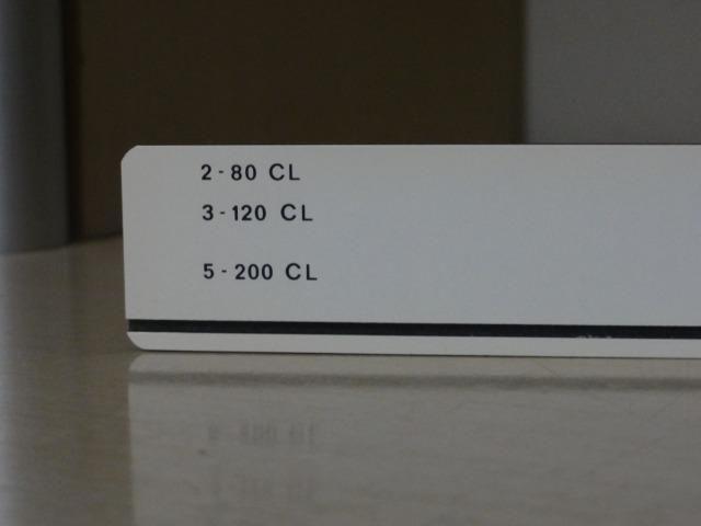 Régua Para Normógrafo Combi-1 Trident Trinor, Nova - Foto 2