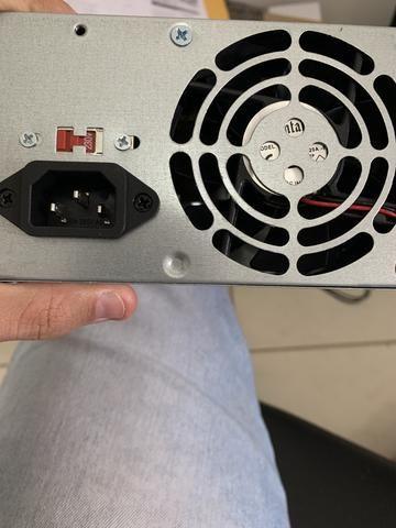 Fonte para PC ATX 200W Nova - Foto 2