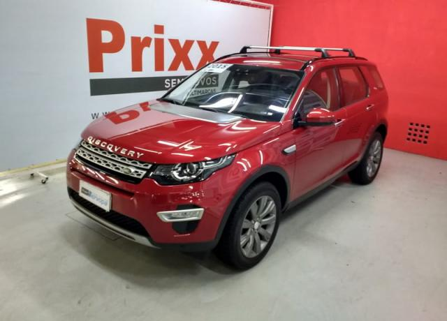 LAND ROVER DISCOVERY SPORT 2.0 16V SI4 TURBO HSE LUXURY 2015