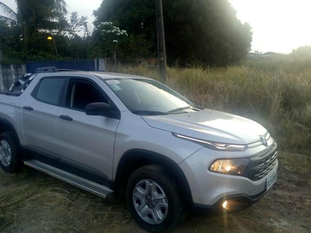 Vendo Fiat Toro flex 18/19 com 5 mil quilômetros rodados fone * - Foto 4