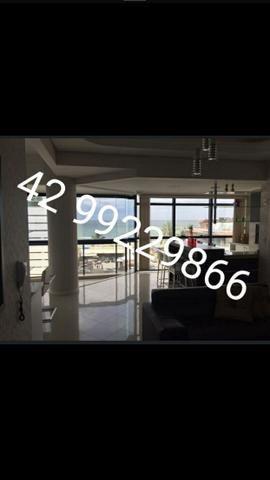 Apartamento Meia Praia com 3 suítes vista mar - Foto 11