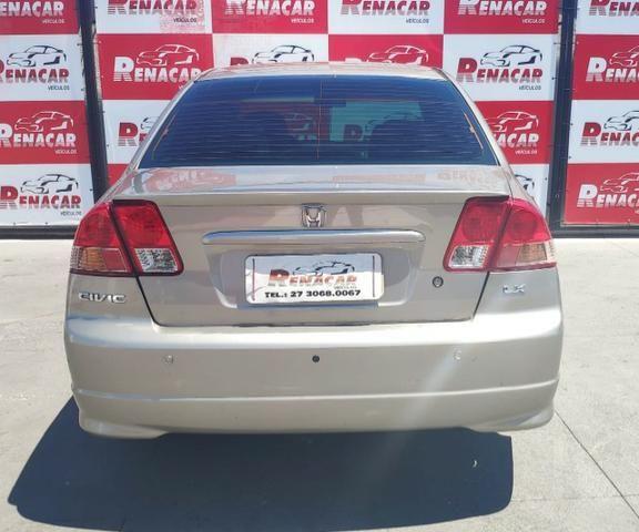 Honda civic 2006 automatico barato - Foto 2