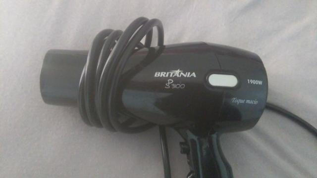 Chapinha titanium 450graus/Secador/ Máquina de cortar cabelo - Foto 6